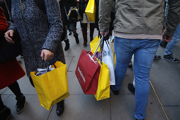 Retail Spending in UK Rises Slightly in January