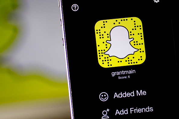 Snapchat share price soars on market debut