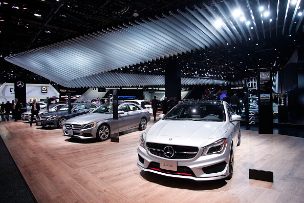 Mercedes-Benz recalls almost one million cars after 51 fires reported