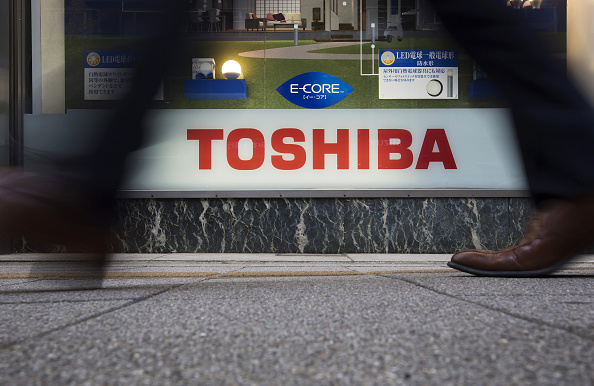 Toshiba looking to sell controlling stake in Westinghouse Unit