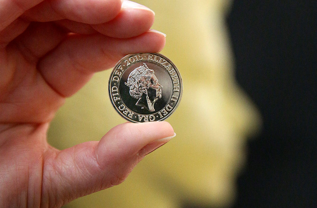 New pound coin's hidden security features, problems and availability