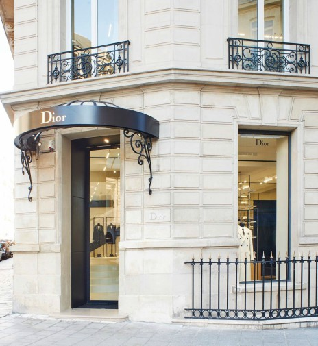 LVMH takes control of Christian Dior in mammoth deal