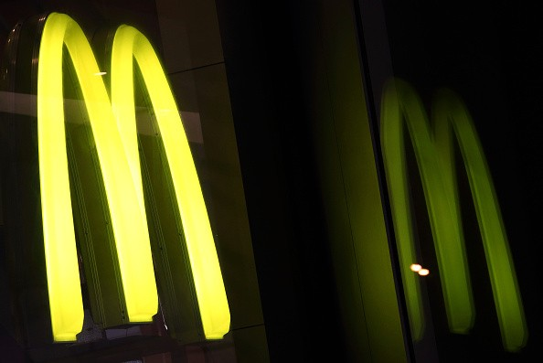 McDonald's expands delivery service through ordering app