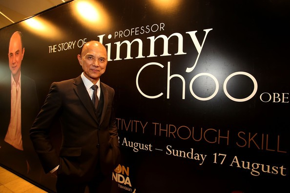 Jimmy Choo revenues sky rockets with strong Asia market, weak pound and menswear range