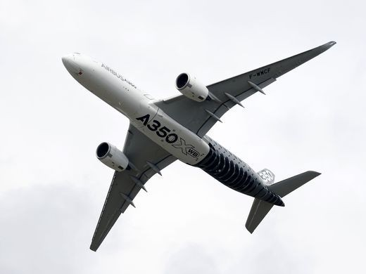 Japan and Airbus welcome new agreement on industrial partnerships