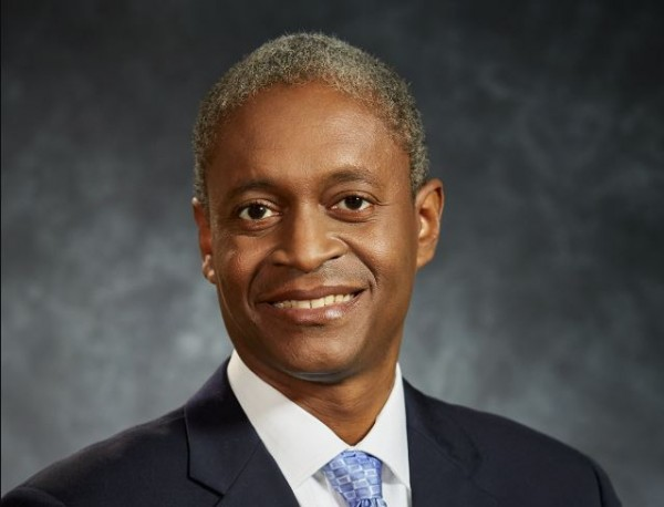 Atlanta Fed appoints first African-American regional president as major step in diversity